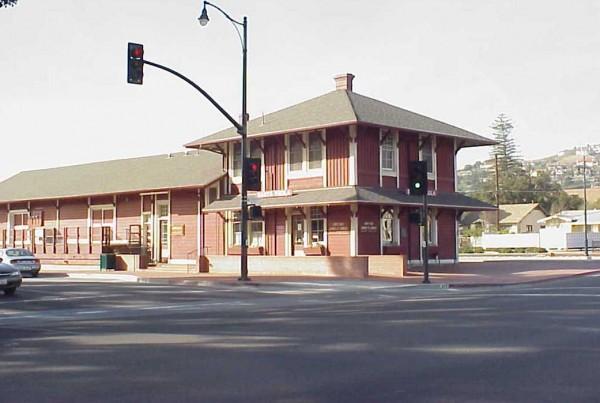 Santa-Paula-Depot